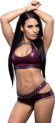 Zelina Vega 2018 NEW Render 3