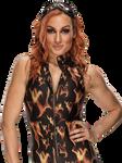 Becky Lynch 2018 NEW Straight FIRE Render