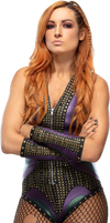 Becky Lynch Hell In A Cell 2018 NEW Render