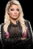 Alexa Bliss Survivor Series 2018 NEW Render by AmbriegnsAsylum16