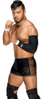 Hideo Itami 2019 NEW Full Body PNG by AmbriegnsAsylum16