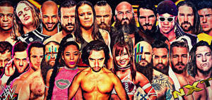 NXT Roster 2019 Wallpaper by AmbriegnsAsylum16