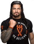Roman Reigns WWE Shop 2019 Render