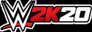 WWE 2K20 Logo PNG