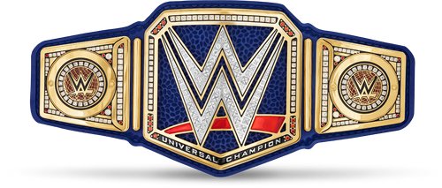 NEW WWE Universal Championship 2019 PNG