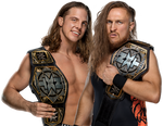 The Broserweights NXT Tag-Team Champs 2020 PNG