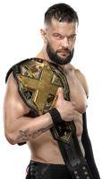 Finn Blor NEW NXT Champion 2020 PNG