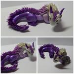 Oriental Style Dice Dragon