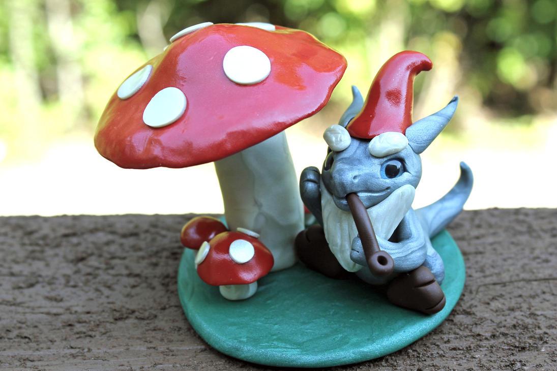 Sculptober - Day 7: Magic by LittleFatDragons