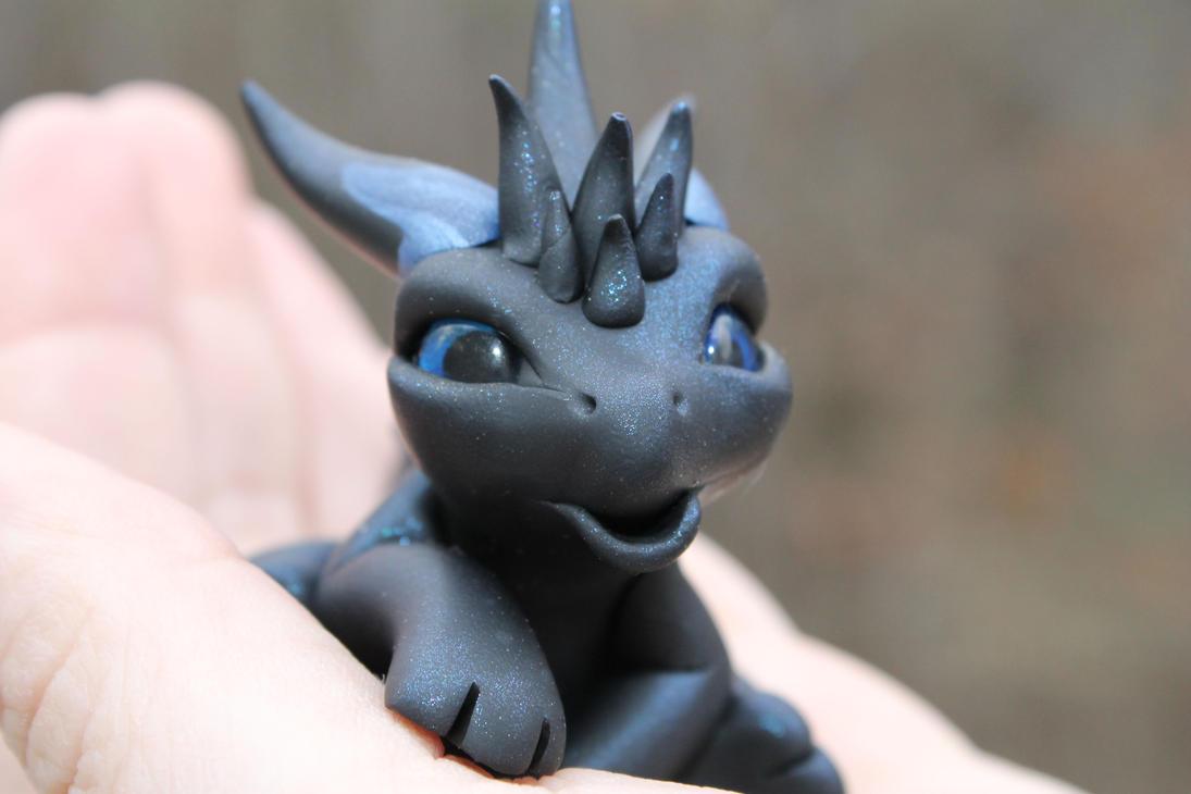 Little Spikey Boy by LittleFatDragons