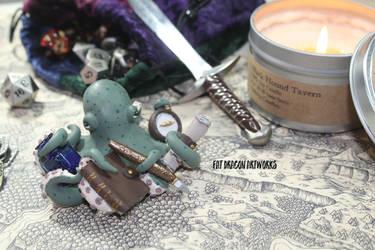 Ms. Squibbles by FatDragonArtworks
