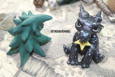 Christmas Thief by FatDragonArtworks