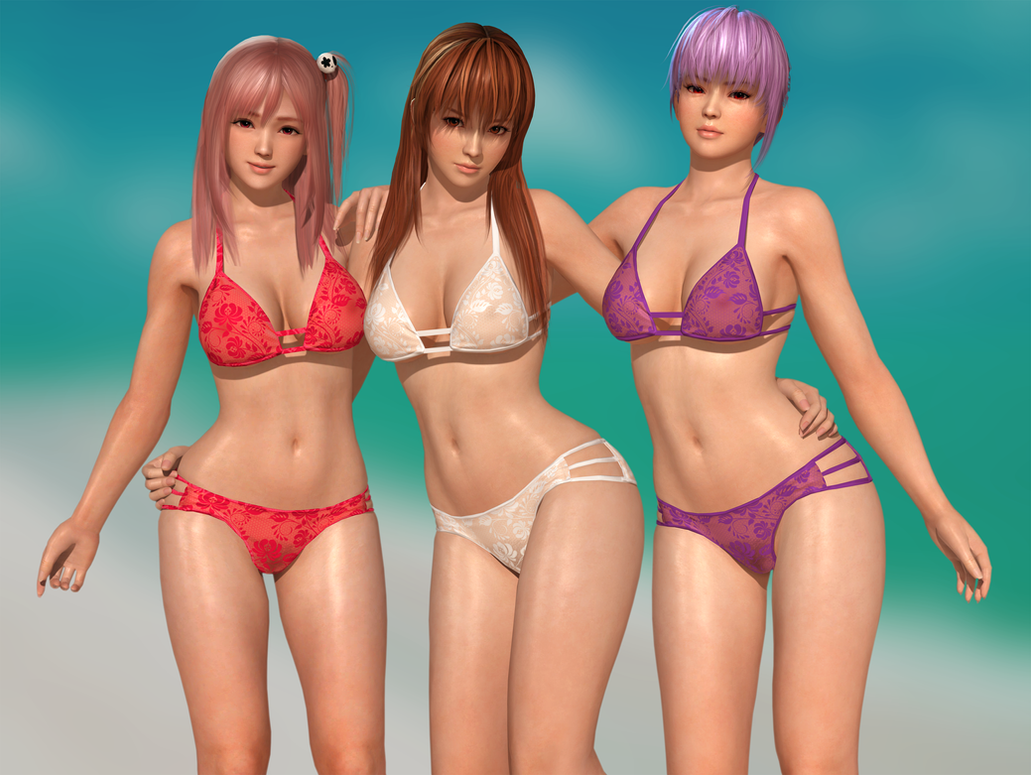 image Ayane and kasumi by rusk joel