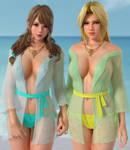 Summer Robes