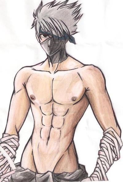 Naruto sexy jutsu sexe
