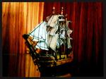 Toy Ship by haze007