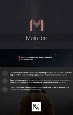 Muire.be Infographic