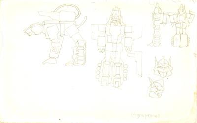 Tigra Prime by metalformer