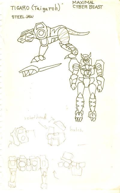Tigaro by metalformer
