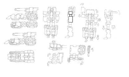 Tankbot Draft Instructions