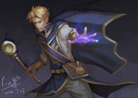 Anduin Wrynn by pingping93