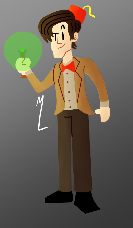 11th Doctor l by Darkspike75