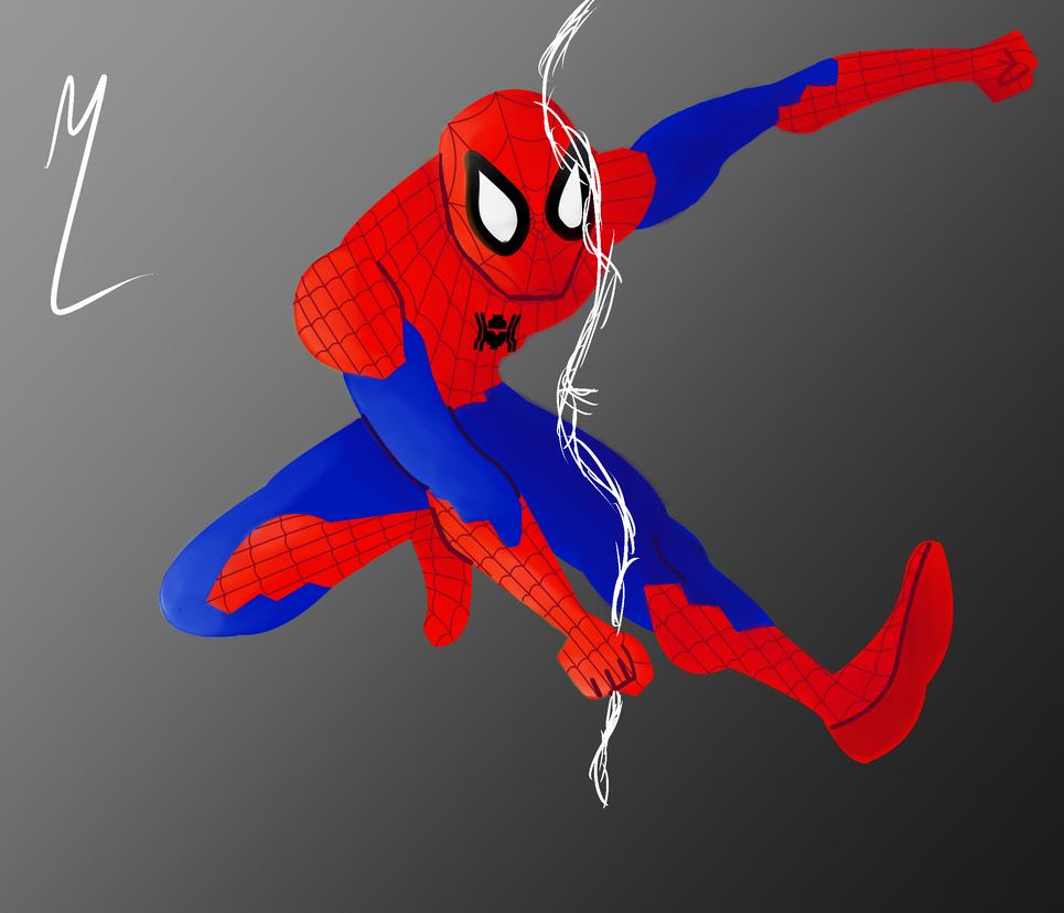 The Best Spider-Man e by Darkspike75