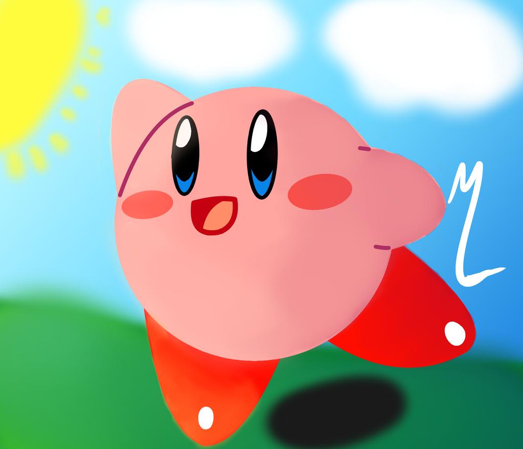 Kirby by Darkspike75