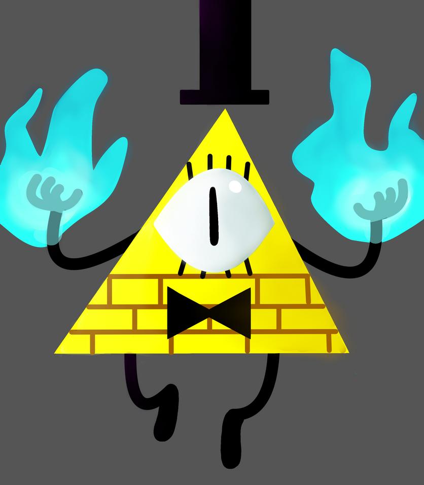 Bill Cipher by Darkspike75