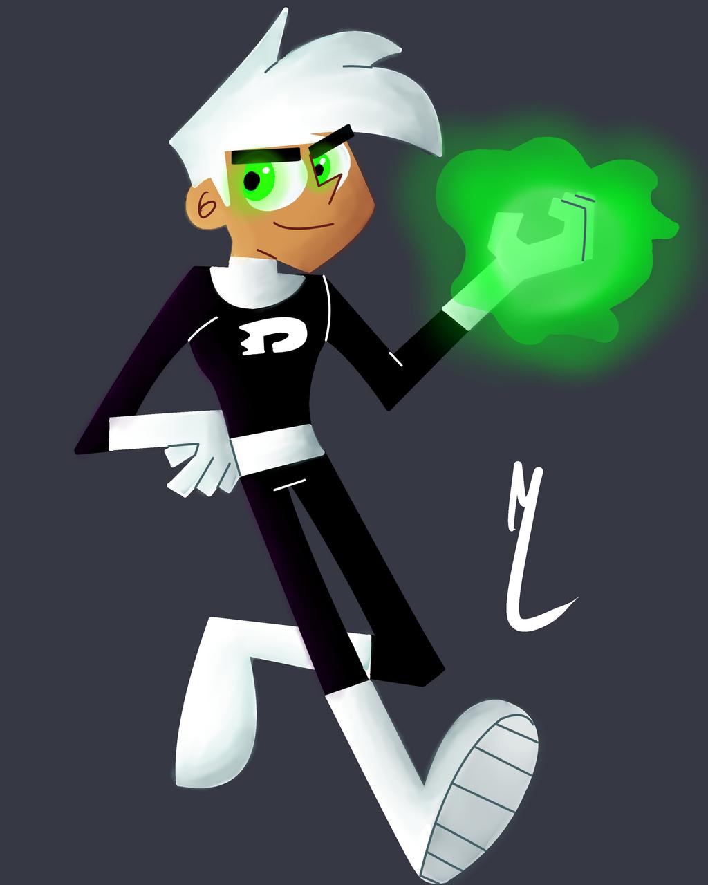 Danny Phantom The Ghost Boy! by Darkspike75