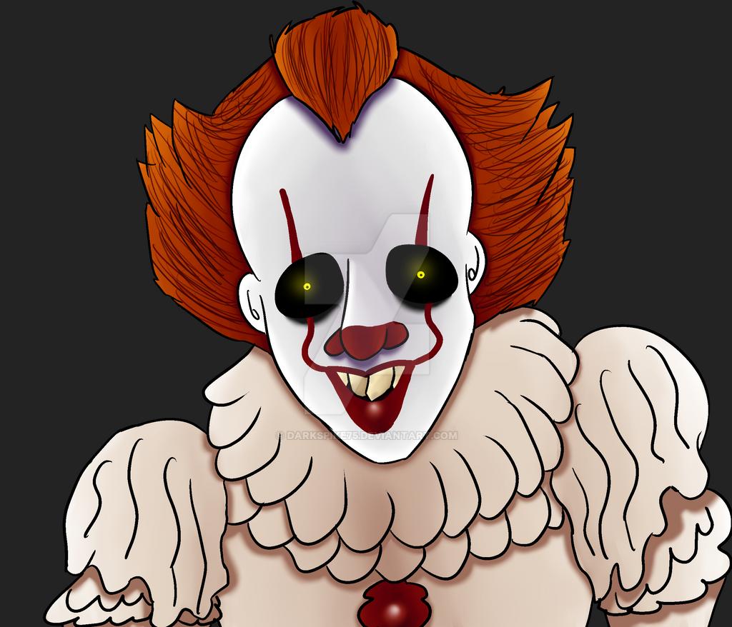 Want a Balloon Georgie by Darkspike75
