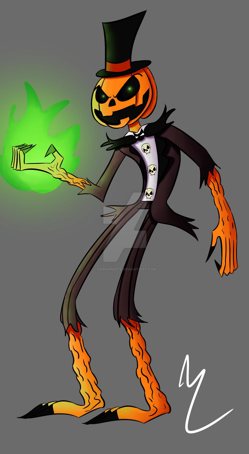 Jack o Lantern by Darkspike75