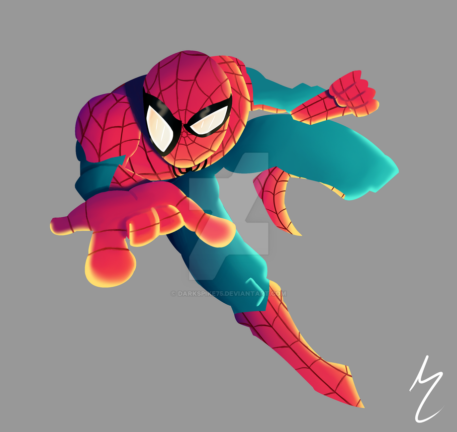 Another Spidey Pic by Darkspike75