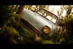 Flying car found - Weasley