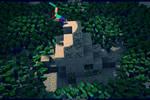 Zombie's War - Minecraft