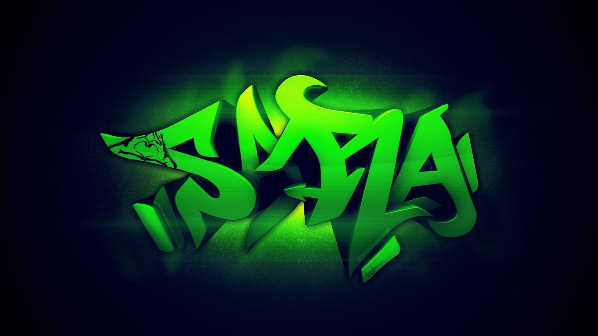 Neon Green Graffiti Www Pixshark Com Images Galleries