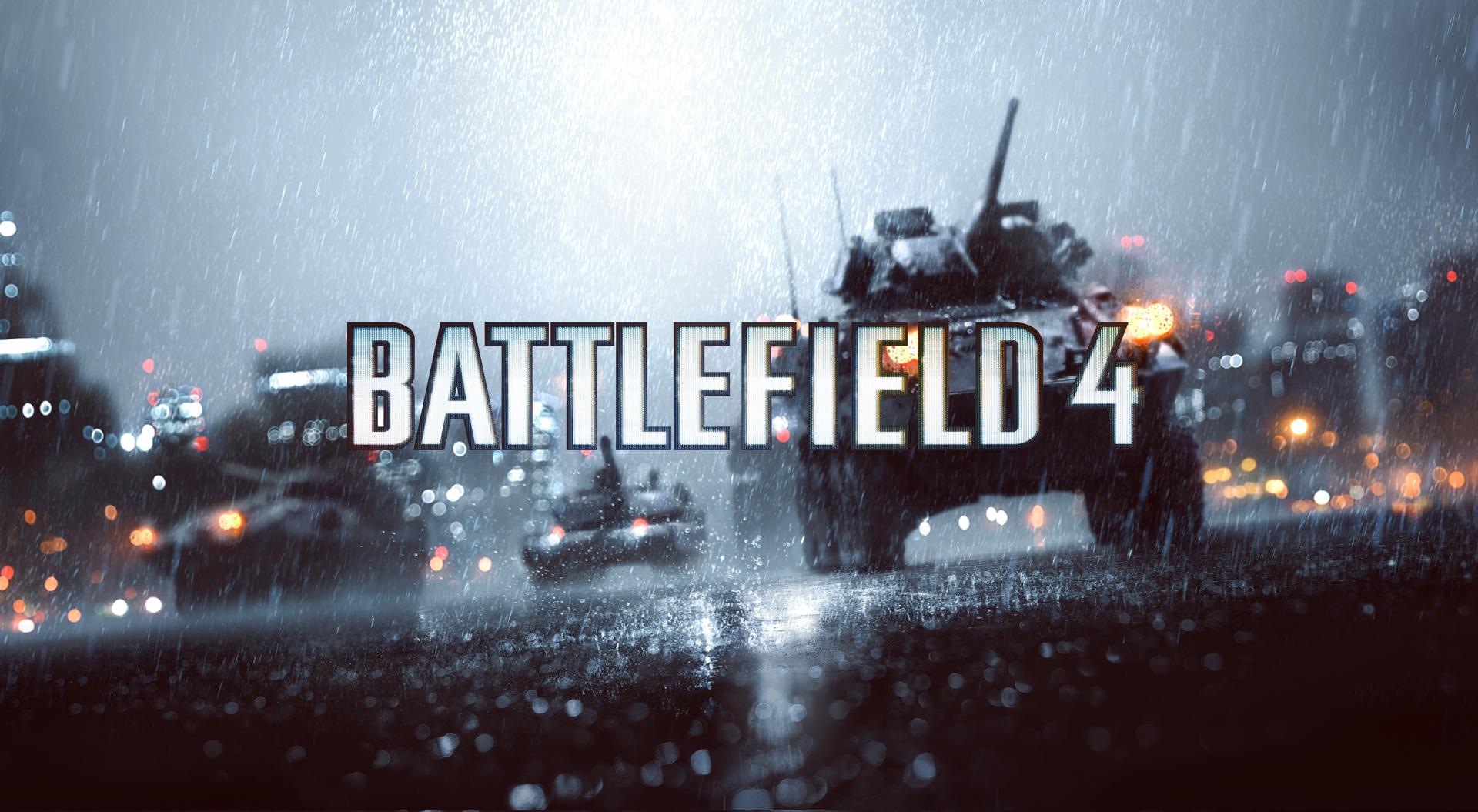 Battlefield 4 - Official Wallpaper V2 by MuuseDesign