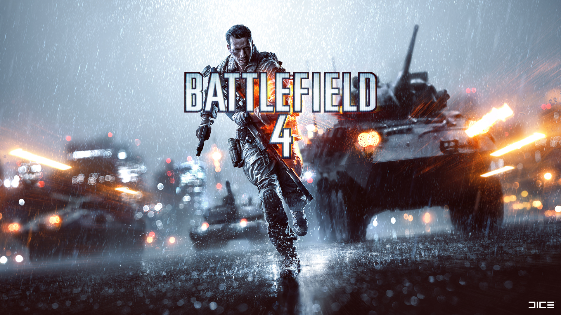 Battlefield 4 Official Full Hd Wallpaper By Muusedesign On