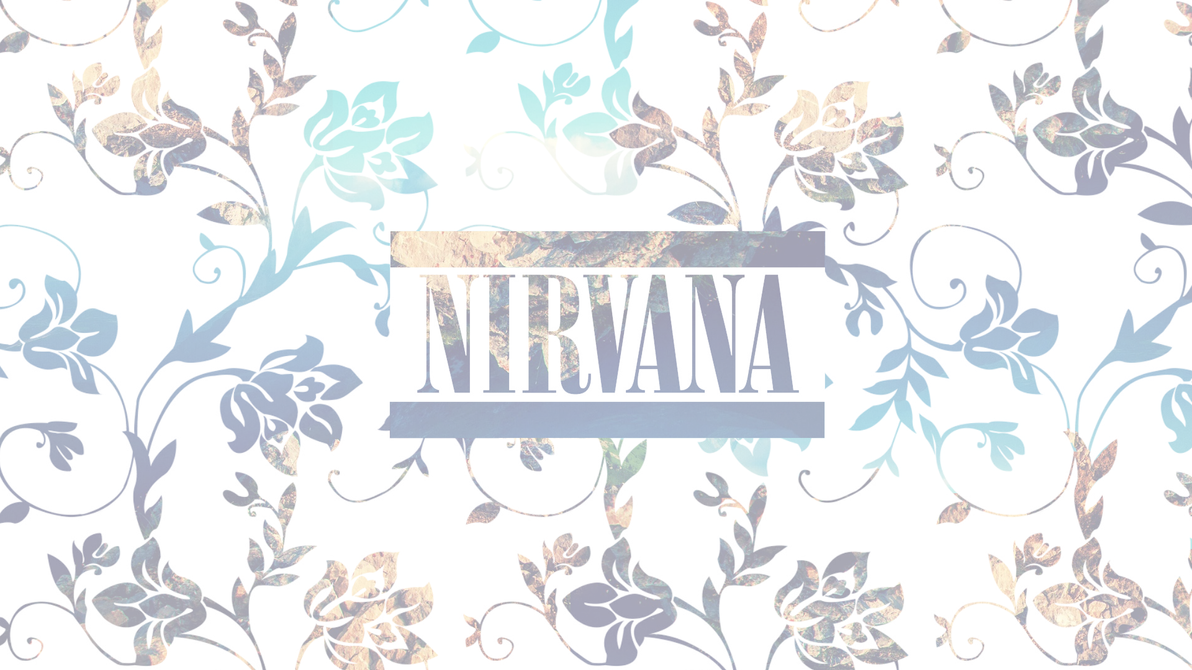 Some hipsters shit 1 - Nirvana HD Wallpaper by MuuseDesign