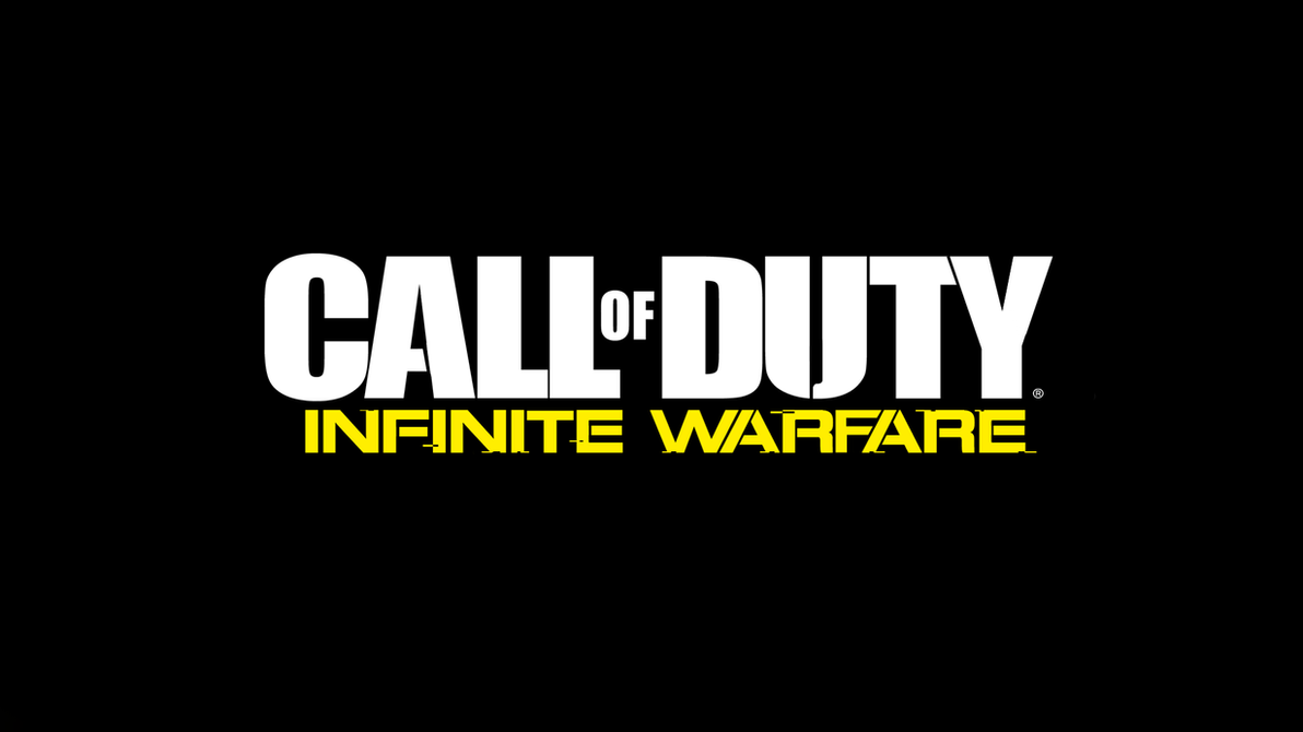 Call of Duty : Infinite Warfare Leak Cleaned Logo by MuuseDesign