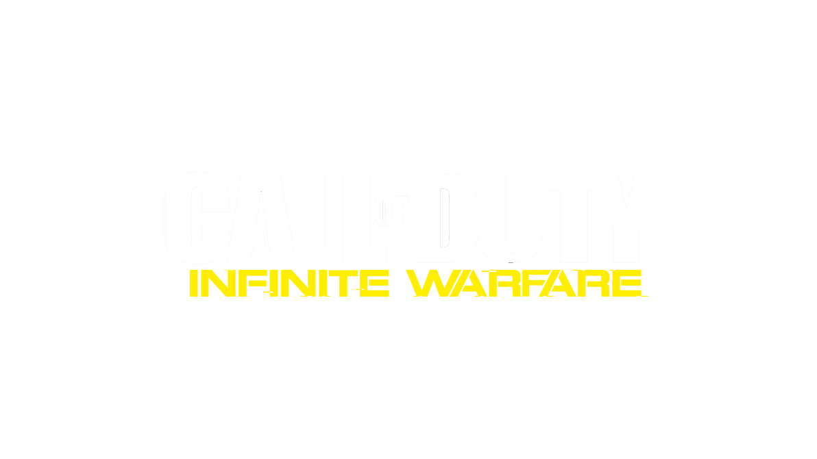 Call of Duty : Infinite Warfare Transparent Logo by MuuseDesign