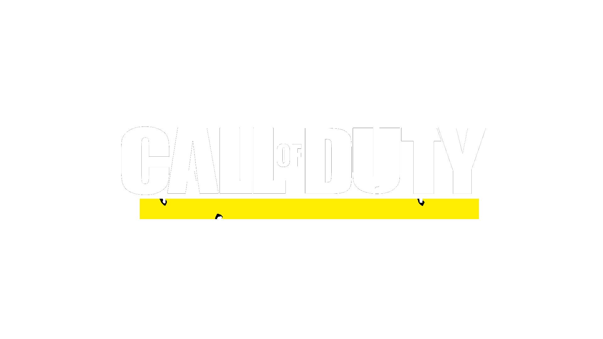 Call of Duty : Infinite Warfare Transparent Logo