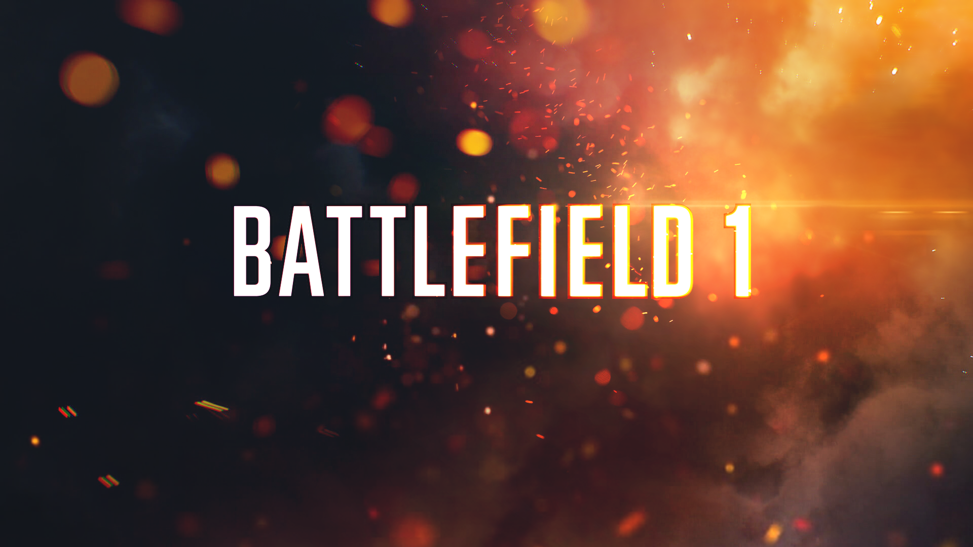 Battlefield 1 HD Wallpaper