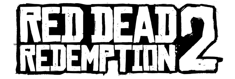 Red Dead Redemption 2 - Cleaned Transparent Logo 2