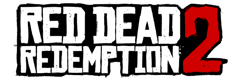 Red Dead Redemption 2 - Cleaned Transparent Logo 3