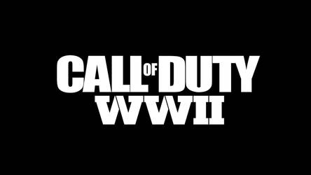 Call of Duty : WWII Leaked Cleaned Logo HD