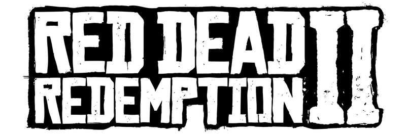 Red Dead Redemption 2 - Cleaned Transparent Logo 4