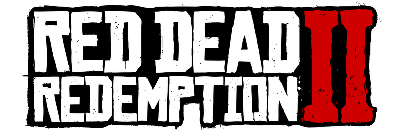 Red Dead Redemption 2 - Cleaned Transparent Logo 5