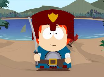 South Park Stick Of Truth Character by bladra