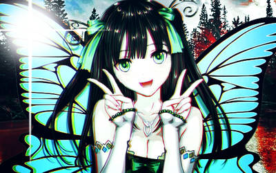 Butterfly Anime